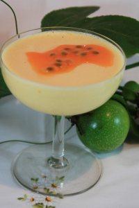 Passionfruit Flummery