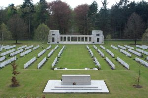 Polygon Wood, France